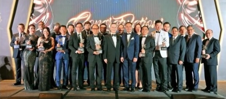 Outstanding winners honoured at the 11th Asia Pacific Entrepreneurship Awards 2019