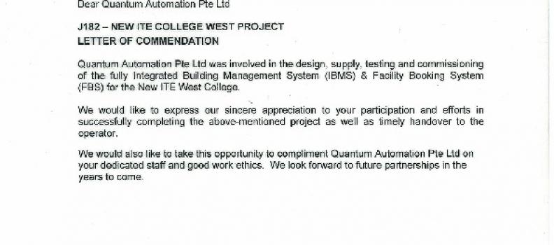 Gammon New ITE College West